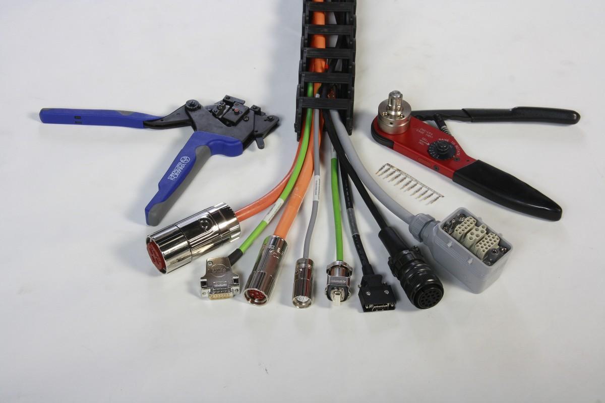 Servo Motor Connectors Kabsis