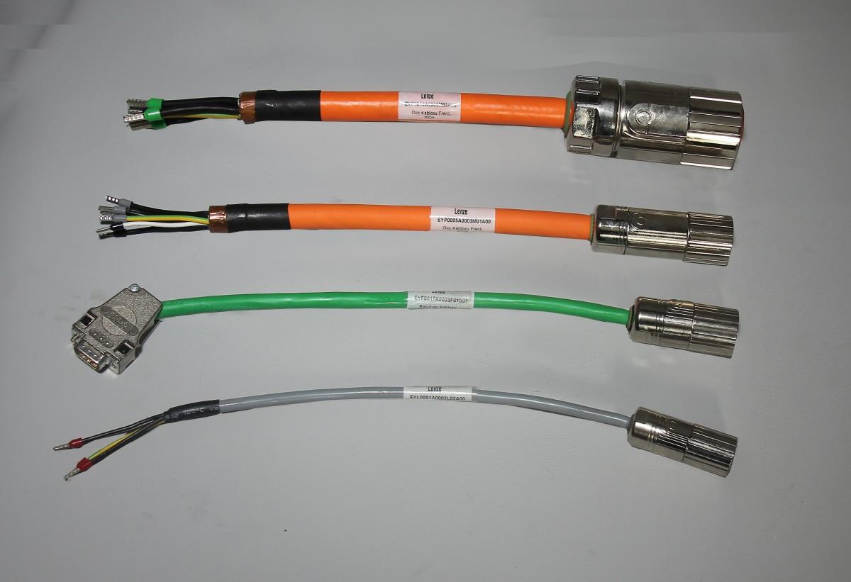 Lenze Servo Motor Cables Kabsis