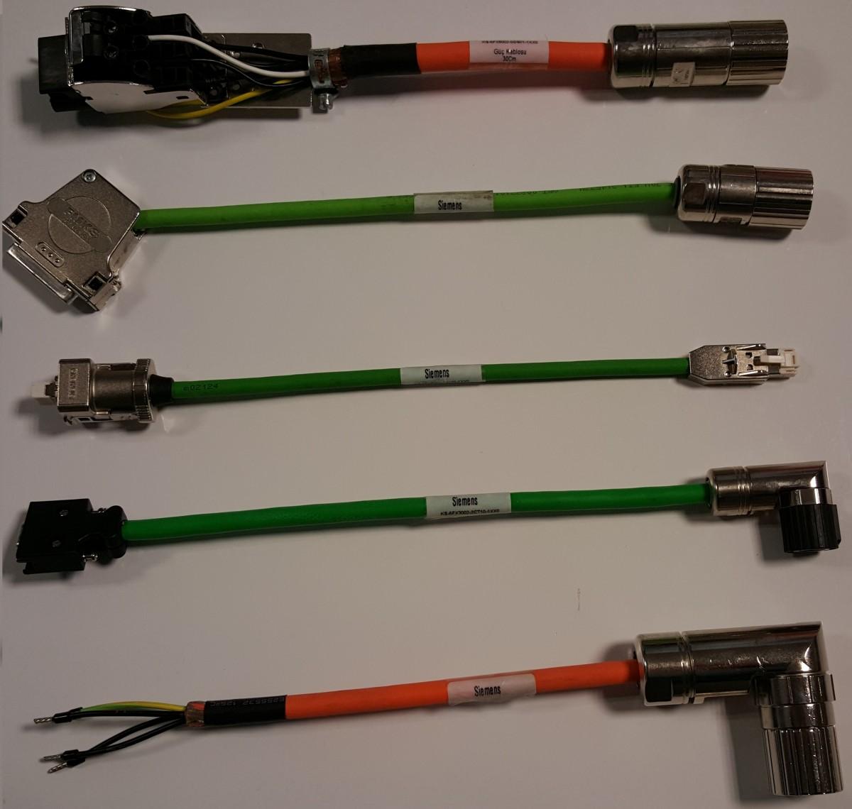 Siemens Servo Motor Cables Kabsis